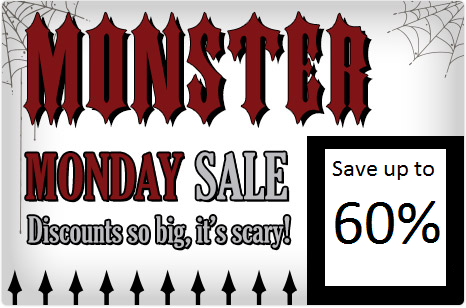 1b644164e595 Monster Monday Sales in October | GRACE ADELE PURSES AND FASHION ...